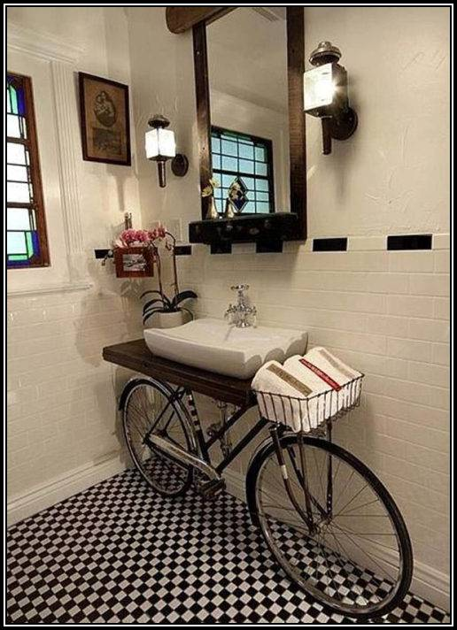 Bicycle Bathroom for Ultimate Ride © 2012 Frosty Wooldridge