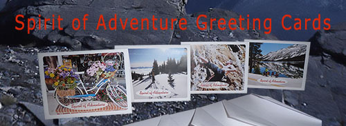 View and order Spirit of Adventure Greeting cards