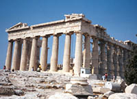 Touring adventure - Parthenon