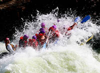 Rafting Adventure - How to Live a Life of Adventure - a book by Frosty Wooldridge